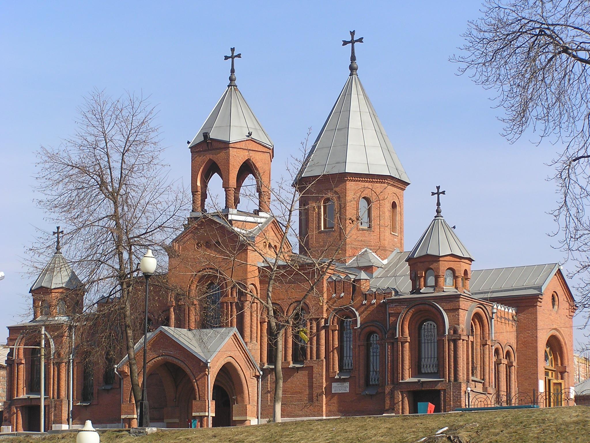 armeense kerk antwerpen